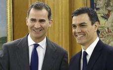 Pedro Sánchez no cree en la «inviolabilidad» del Rey