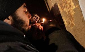 Heroína por un tubo