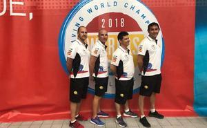 Destacada participación del club Aqua sos Burgos en el Mundial de Salvamento y Socorrismo de Australia