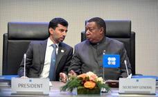 El precio del crudo también cede ante la falta de acuerdo de la OPEP