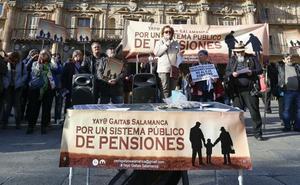 Conferencia sobre el futuro de las pensiones mañana, 8 de diciembre, en Briviesca