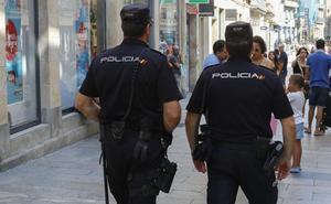 La Policía identifica a un hombre reincidente como presunto acosador de una mujer en Burgos