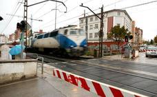 Una década sin trenes en el casco urbano