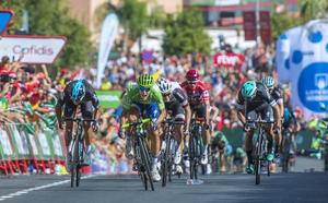 La caravana de la Vuelta a España pernoctará dos noches en Burgos
