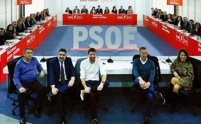 Los barones del PSOE se tientan la ropa