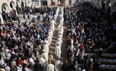 La Iglesia beatifica en Orán a 19 religiosos asesinados durante la guerra civil argelina