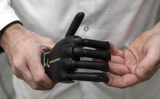 Prótesis inteligentes con firma burgalesa