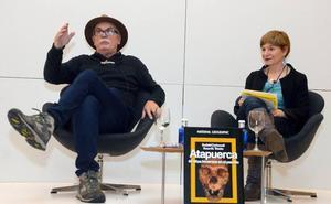 Eudald Carbonell y Rosa Tristán conmemoran el 40 aniversario de Atapuerca con un libro sobre los últimos descubrimientos