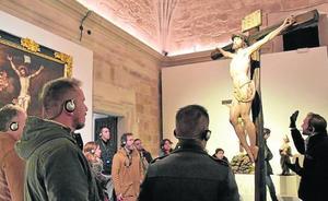 Aguilar incrementa un 150% la cifra de turistas con Las Edades, que cierra este domingo