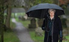 May decidirá hoy si cancela la votación del 'brexit'