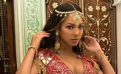 Beyoncé canta en la boda de la hija del hombre más rico de la India