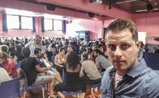 David Hortigüela, profesor de la UBU, finalista de los premios Educa Abanca a mejor docente de España