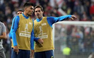 Gago se rompió el tendón de Aquiles en el Bernabéu