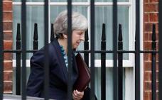 May aplaza el voto del Acuerdo de Salida de la UE