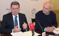 Rico destaca que la Diputación no recurrirá a créditos en 2019 y se reducirá la deuda en 16 puntos