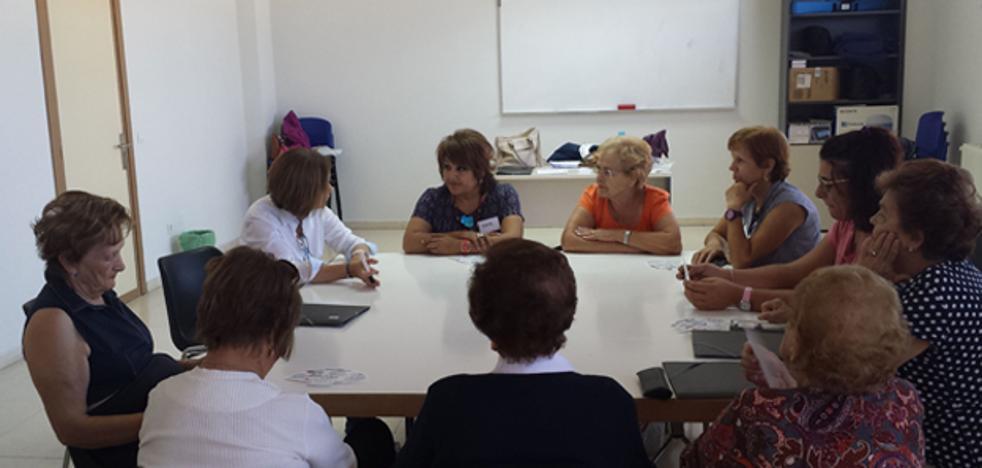 Fademur organiza una jornada para fomentar el envejecimiento activo en el medio rural, en Cilleruelo de Abajo