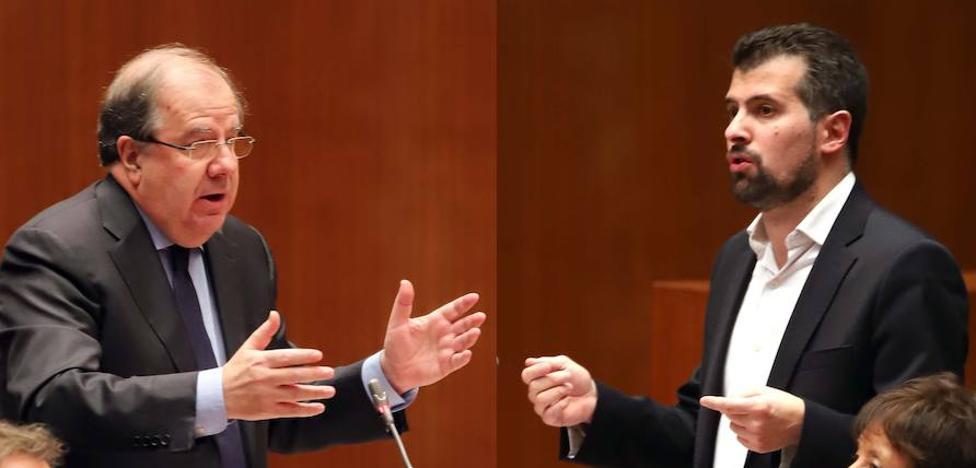 Herrera ve en Tudanca un «compromiso de boquilla» sobre la educación