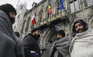El número de demandantes de protección internacional en Burgos se duplica en un año