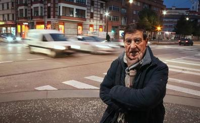 «El tren une, pero en Burgos separaba y mataba a la gente»