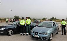 La escasez de plantilla reduce a un turno las vacaciones de Navidad en la Guardia Civil de Burgos