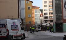 Concluye la primera fase de las obras de la plaza de Hortelanos