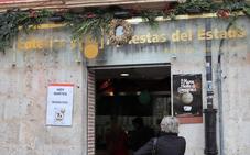 La venta de Lotería de Navidad en Burgos se mantiene estable con respecto a otras campañas