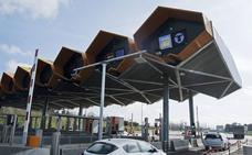 Los peajes de las autopistas rescatadas bajarán un 30% a partir del 15 de enero