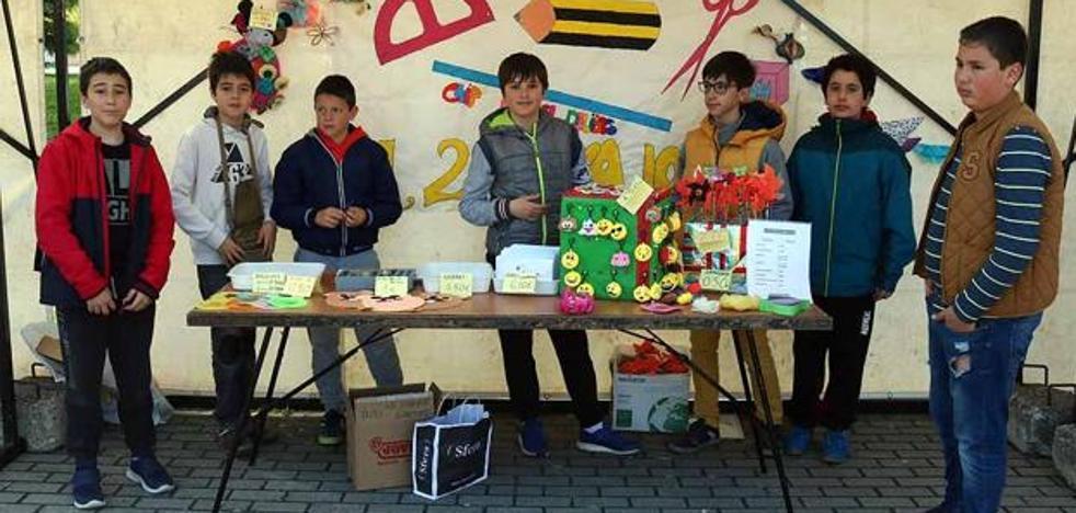 'Pequeños Emprendedores' visan sus proyectos empresariales en la Delegación de la Junta