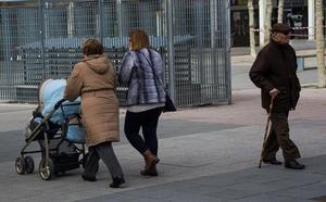 Burgos registra 910 defunciones más que nacimientos en los primeros seis meses del año