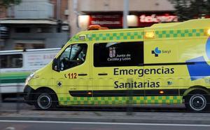 Herido grave un peatón de 55 años tras ser atropellado en Miranda de Ebro