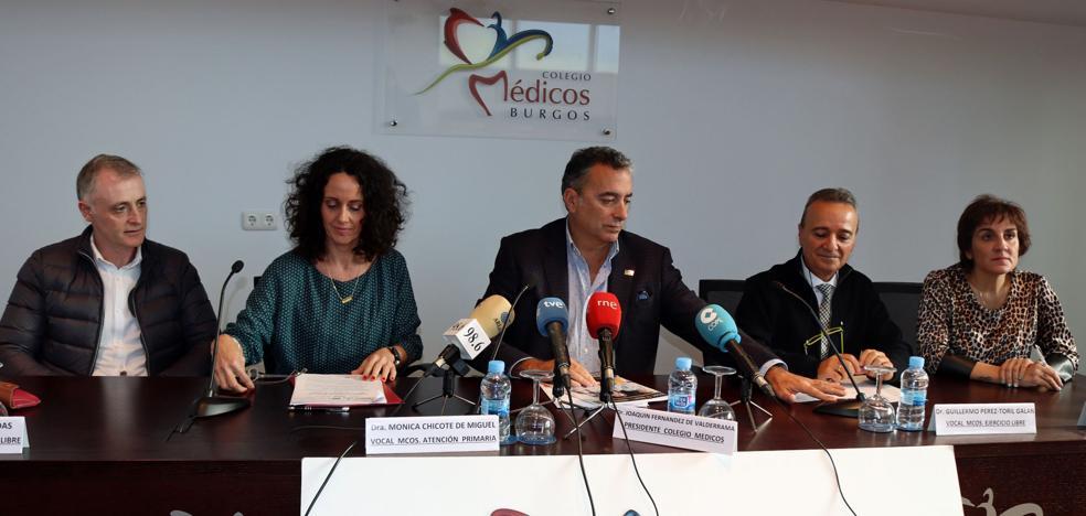 Constituida la mesa de trabajo para mejorar la Atención Primaria en Burgos