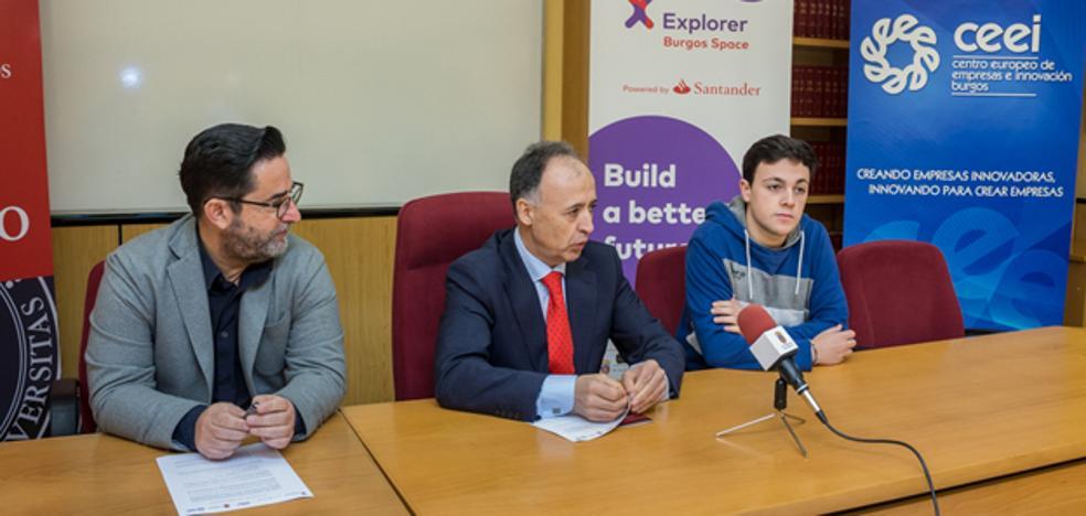 Nueva convocatoria del Programa Explorer Burgos