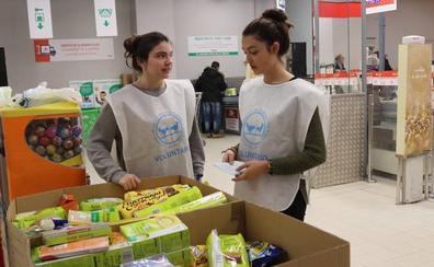 La Gran Recogida del Banco de Alimentos se cierra con 180.000 kilos de alimentos y productos de higiene