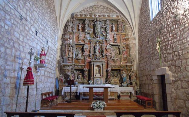 Los vecinos de Cardeñuela aprovechan las fiestas para reunir dinero para el retablo de Vigarny
