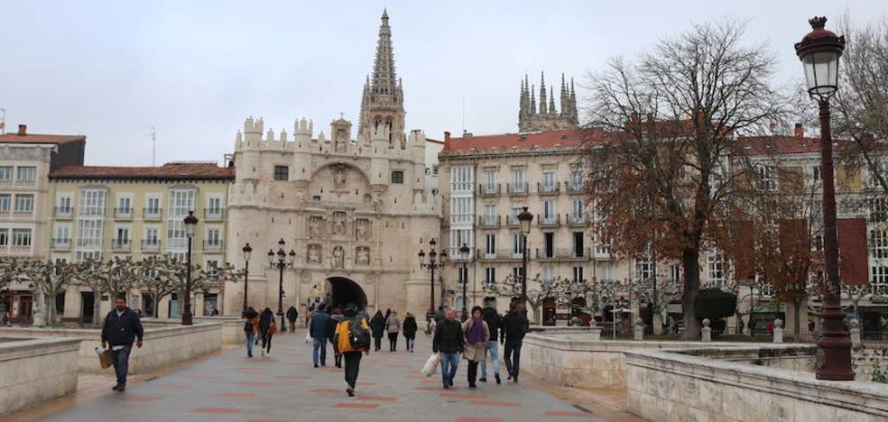 Burgos pierde casi 20.000 habitantes en menos de una década
