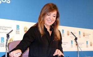 Carolina Blasco se siente «halagada» por figurar entre los posibles candidatos del PP a la Alcaldía de Burgos