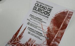 Nuevo récord de participación en la XXI Copa del Mundo Júnior de esgrima que se celebra en Burgos