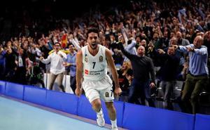El Real Madrid abusa del Barcelona con un segundo cuarto de película