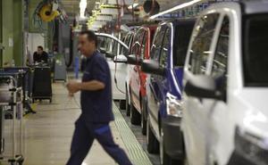 La economía burgalesa se ralentiza en el último trimestre, arrastrada por la crisis del automóvil