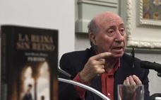 Peridis presenta en Burgos su última novela 'La reina sin reino'