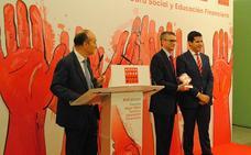 La Fundación Cajacírculo, premiada por sus salas de exposiciones Pedro Torrecilla y Círculo Solidario