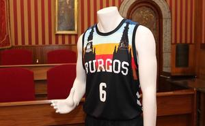 El San Pablo homenajea a Burgos con su tercera equipación