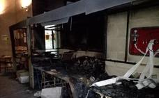 La parroquia de Santa Casilda inicia una campaña para las obras de reparación tras incendiarse su belén
