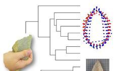 Nuevo estudio sobre arqueología cognitiva y respuestas táctiles a la industria lítica