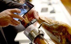 Una aplicación móvil para verificar el origen del jamón ibérico