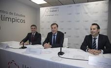 Las fundaciones de la Caixa y de Caja de Burgos apuestan por las Ciencias de la Vida y la Salud en la Universidad Isabel I
