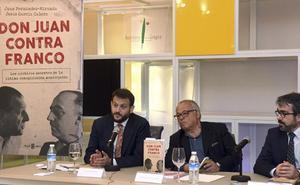 El Instituto Castellano y Leonés de la Lengua acoge la presentación del libro 'Don Juan contra Franco'
