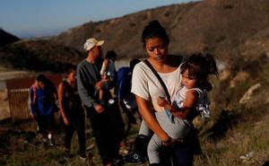 Muere deshidratada una niña guatemalteca de 7 años en manos de las patrullas fronterizas de EE UU