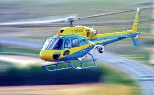 El Pegasus 'caza' a un conductor a 232 kilómetros por hora en Valladolid