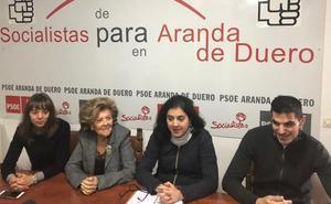 El PSOE denuncia que el plan de accesibilidad no contempla todas las zonas de Aranda